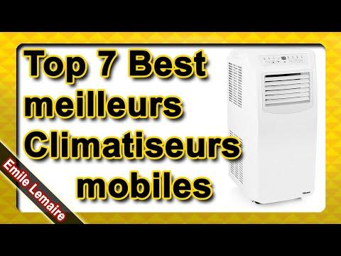 Top 7 Best meilleurs Climatiseurs mobiles 2020