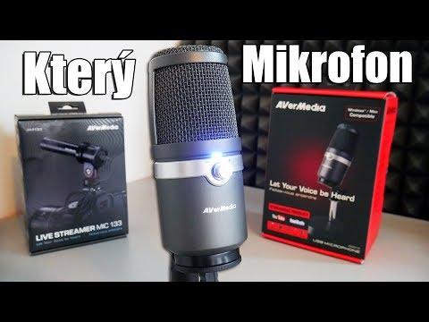 Jak vybrat mikrofon k natáčení - Vlog - Nakashi [CZ]