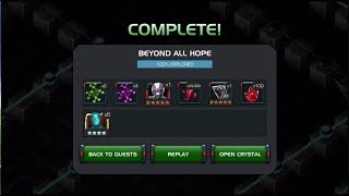 THE FINAL LABYRINTH FIGHT! - Labyrinth 100% COMPLETED - Marvel Contest Of Champions