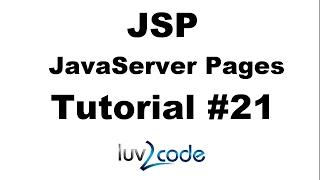JSP Tutorial #21 - JSP Forms Checkbox Part 1