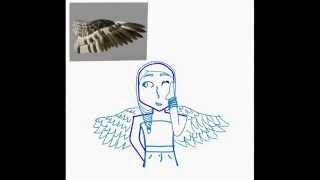 Speed Drawing: Hipster Maximum Ride