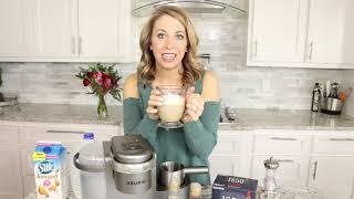 Keurig K-Cafe Review - Make Your Favorite Starbucks Drinks At Home!