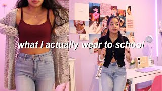 High School Outfits Of The Week