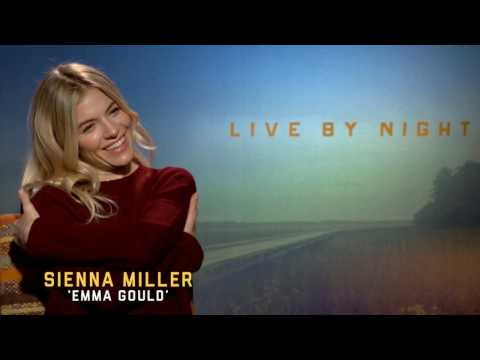Sienna Miller Is A Master of Accents | LIVE BY NIGHT