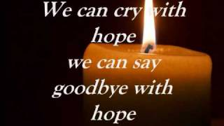 With Hope by Steven Curtis Chapman