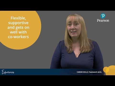 Teamwork skills - training videos for students - YouTube