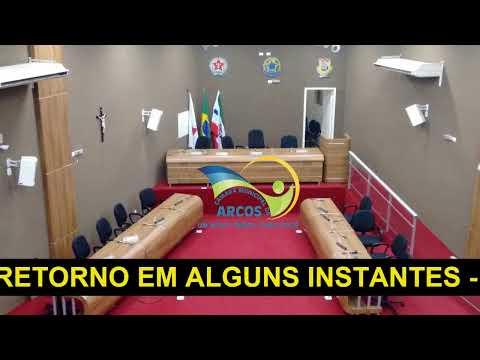 Reunião Ordinária - Câmara Municipal de Arcos (09/12/2019)