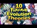 Top 10 Fan Theories about Pokemon Evolutions   Gnoggin