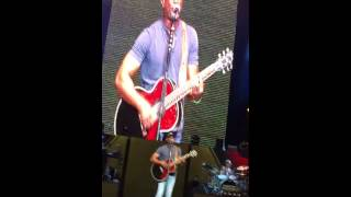 Darius Rucker - All I want 7/11/2015