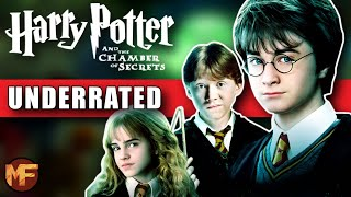 The Chamber Of Secrets: The Most Underrated Harry Potter Film (Video Essay)