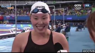 Fu Yuanhui's Greatest Moments (English subs)