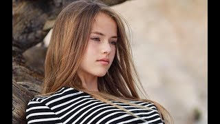 Kristina Pimenova and her stunning beauty