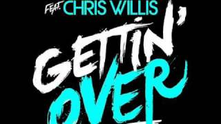 David Guetta  Chris Wills ft. Fergie  LMFAO - Gettin' Over You
