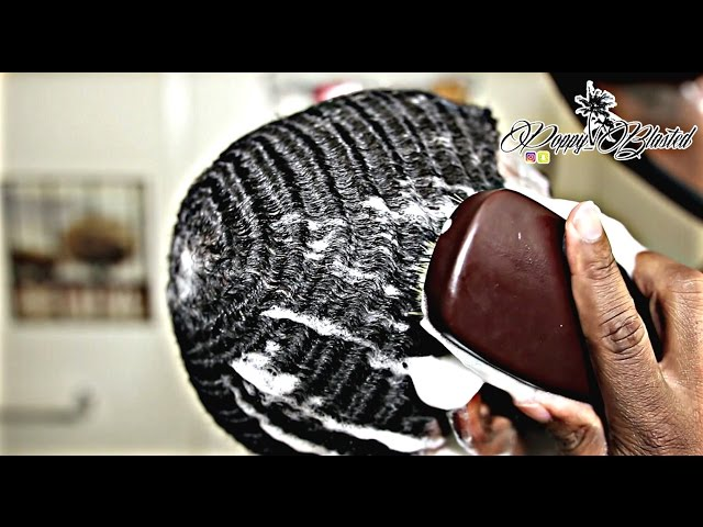 Video How To Wash Your 360 Waves Short Hair Wash Method