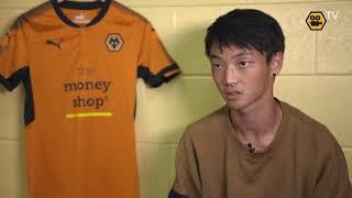 Ming-yang Yang speaks to Wolves TV
