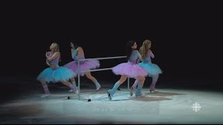 "Tessa Virtue, et al. - ""Creep"" (2014 CSOI) [HD]"