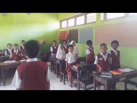 Tepuk PPK dan Salam PPK Kelas 4 SD Negeri Bawakaraeng 2