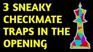 Siberian Trap: Chess Opening TRICK To Win Fast & PUZZLE |Best Checkmate Moves,Game Strategy & Ideas