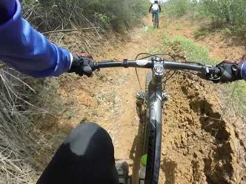 Pedal show em Barro Alto!🌄♻🚵(15)
