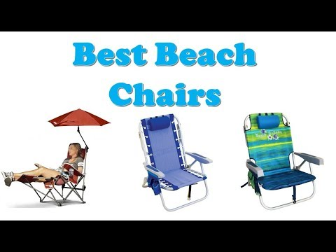 Top 10: Best Beach Chairs 2019