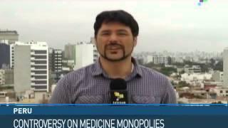 Peru: Ministers Approve Secret TPP Deal