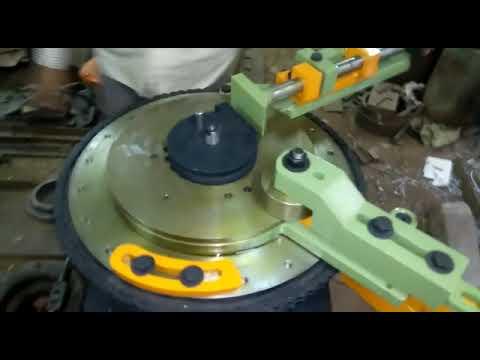 Rapid Bending Machine