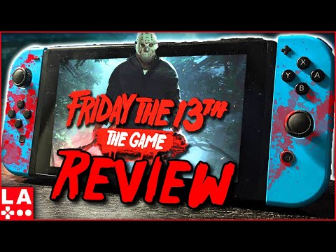 Friday The 13th Nintendo Switch Review video thumbnail