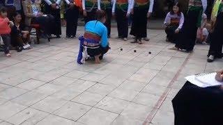 Đánh Mảng- Trò chơi dân gian độc đáo của đồng bào dân tộc Mường