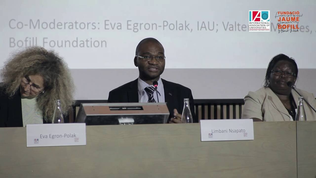 What is the place and role of Higher Education in the new UN international agenda for education?