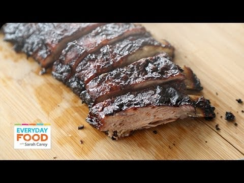 Chinese-Style Spare Ribs – Everyday Food with Sarah Carey