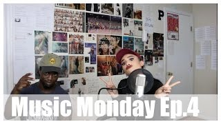 MUSIC MONDAY EP  4 | GIVEAWAY WINNER ANNOUNCED | LOSING  BY H E R