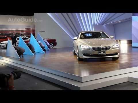 NAIAS Detroit 2011: BMW 650i Reveal