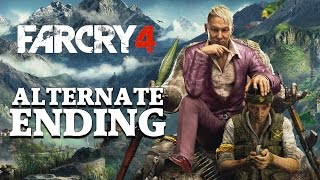 FAR CRY 4 Finished in Under 15 Minutes (Far Cry 4 Alternate Ending)