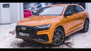 Детейлинг Audi Q8