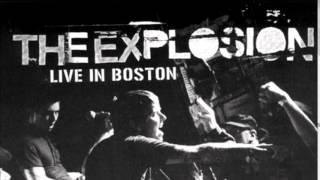 The Explosion No Revolution live