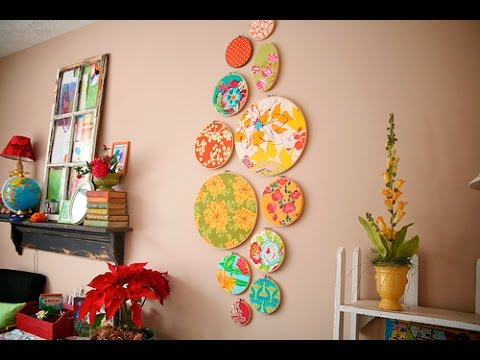 Топ 5 мастер-классов. Декор интерьера. Как украсить свой дом? Вытворяшки