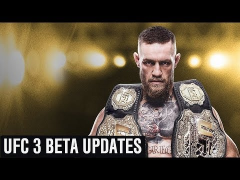 EA Sports UFC 3 - Over 70 New Updates To The Game!