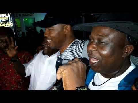 Enugu Gyration Nite with AB cowboi