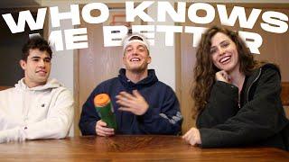 WHO KNOWS ME BETTER | Brooke Bush vs. Grey Epps