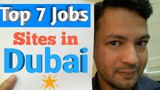 Top 7 Job Sites In Dubai
