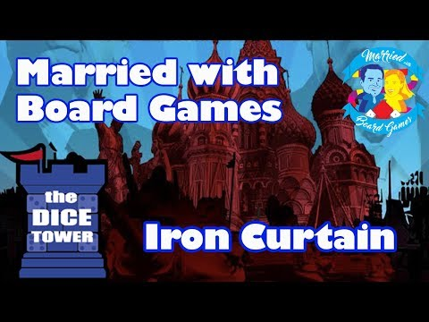Iron Curtain Review with Married with Board Games