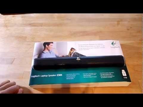 Logitech Z305 Notebook-Lautsprecher Test
