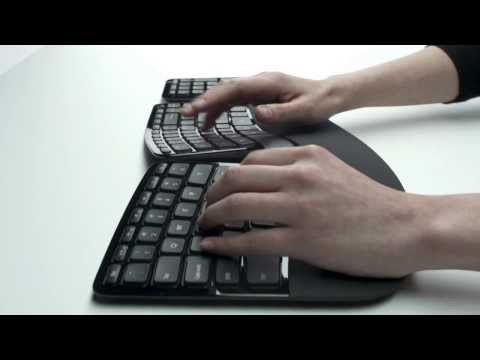 Microsoft Sculpt Ergonomic Desktop (CH, Wireless)