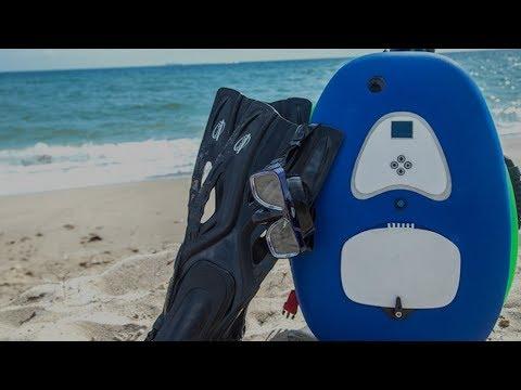 Nomad: lo zaino per immersioni che tutti possono usare