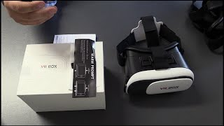 VR Brille, 3D VR Box, Headset Brille, Virtual Reality
