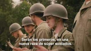 Capitán América: El Primer Vengador - Trailer Subtitulado Español - FULL HD