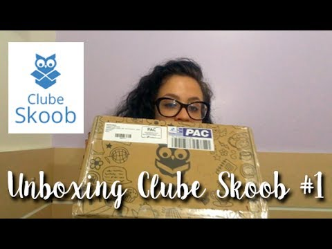 Unboxing Clube Skoob #1 - Amor (feat. Monique)
