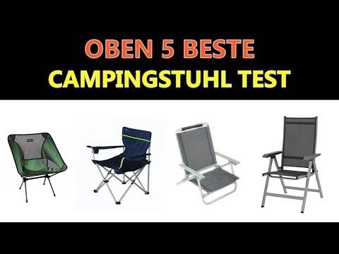 Beste Campingstuhl Test 2019