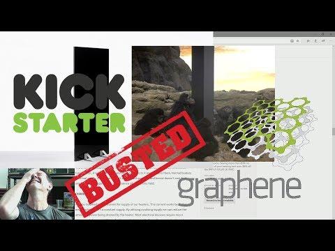 EEVblog #1186 - Solus Graphene Heater Kickstarter BUSTED!