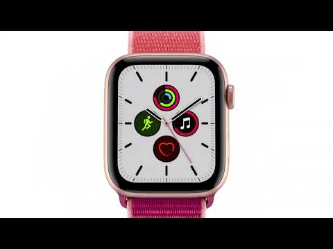 Apple Watch Serie 5 Rosa